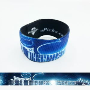 Bracelets de guitare - Lueur