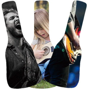 Housse de guitare - Guitare acoustique