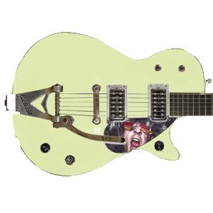 Guitare Pickguard - Imprimé - ES335